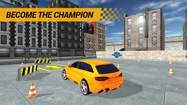 PARKING SPEED CAR APK screenshot thumbnail 4