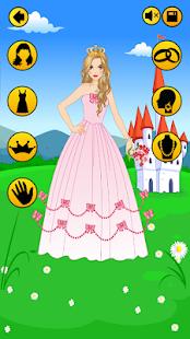 Makeup Salon Games & Dress Up - Stylish Princess