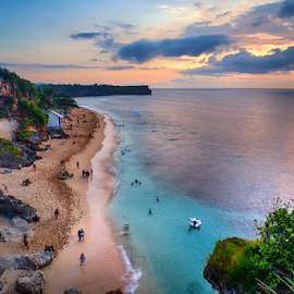 .:: sunset in paradise ::. by Setyawan B. Prasodjo - Landscapes Sunsets & Sunrises