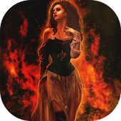 Download Witch live wallpaper APK to PC