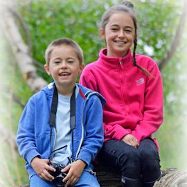 Happy Kids by Neil Wilson - Babies & Children Child Portraits