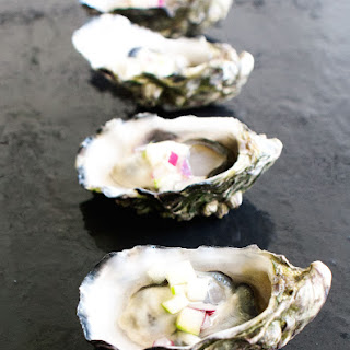 Cold Oyster Appetizers Recipes