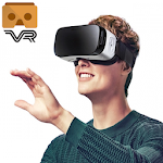 VR Movies 360 Icon
