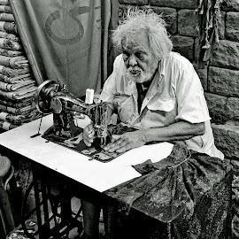 by Doug Hilson - Black & White Portraits & People (  )