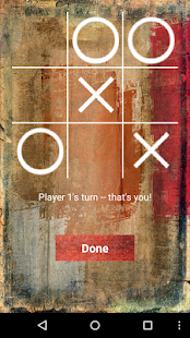 TicTacToe Game - screenshot