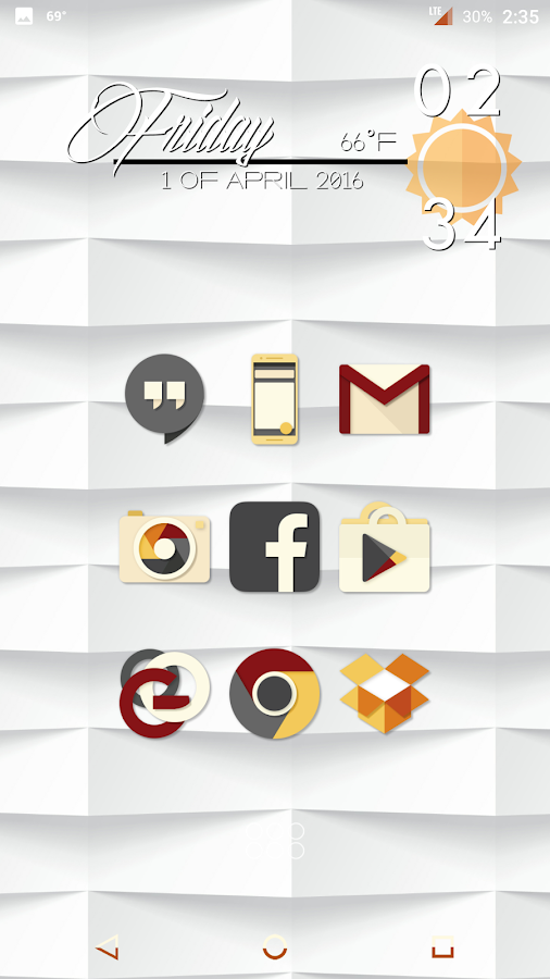 Saturate - Free Icon Pack Screenshot 4