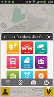 Screenshot of VOV bản đồ giao thông