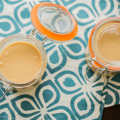 4-Minute 2-Ingredient Homemade Creamy (or Crunchy!) Peanut Butter