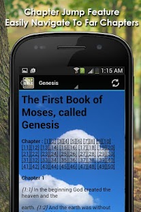 Holy Bible: King James Version - screenshot
