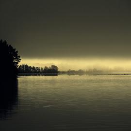 by Roald Heirsaunet - Black & White Landscapes