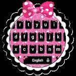 Pink Minn Bowknot Theme Icon