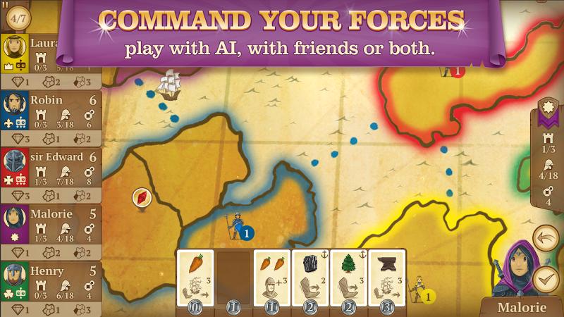 Eight-Minute Empire Screenshot 3