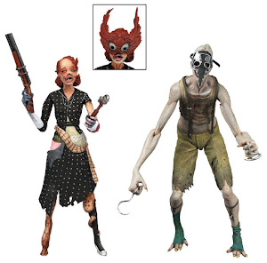 "Фигурка ""Bioshock Splicer 7"" Ladysmith and Crawler 2 Pack"