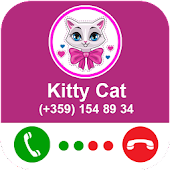 Download Call From Kitty Cat - Talking Cat APK