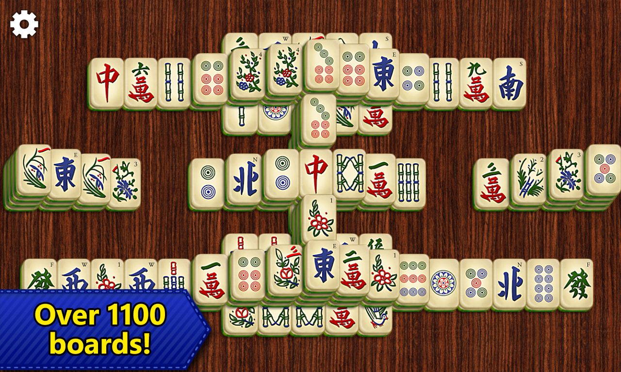 Mahjong Epic Screenshot 1