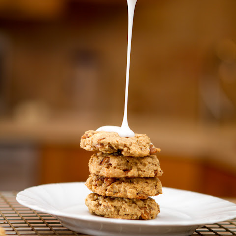 Cinnamon Chip Granola Cookies