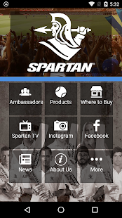 SPARTAN SPORTS - screenshot