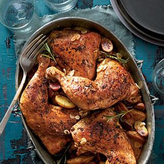 Chicken Leg Quarters Recipes