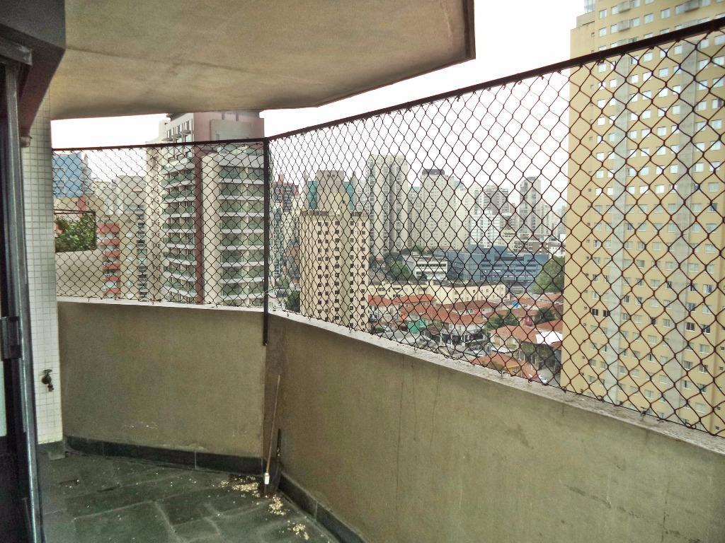 Apto 4 Dorm, Itaim Bibi, São Paulo (AP16698) - Foto 3