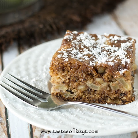 Chopped Apple Cake Recipes — Dishmaps