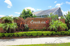Entrance to Creekside