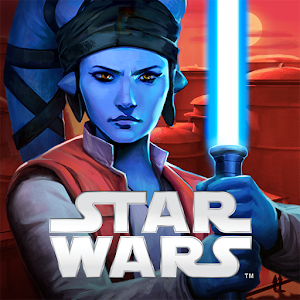 Cover art Star Wars: Uprising