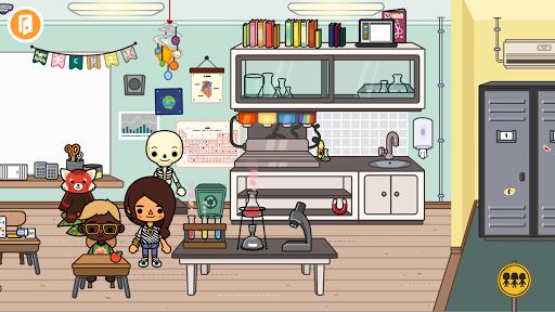 Toca Life: School screenshot 12