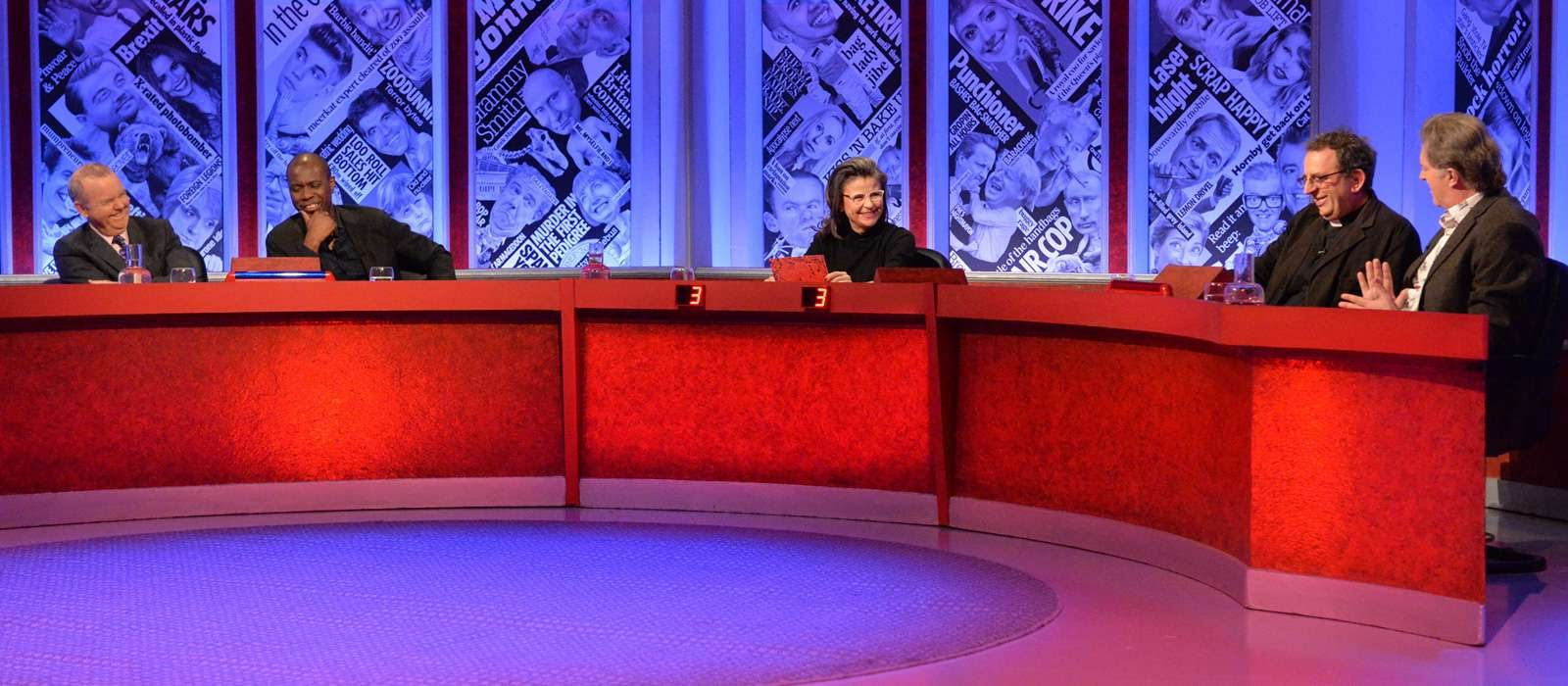 Richard Coles on Have I Got News For You