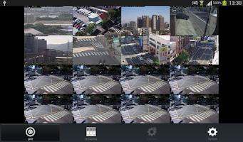 Screenshot of Acumen Air viewer