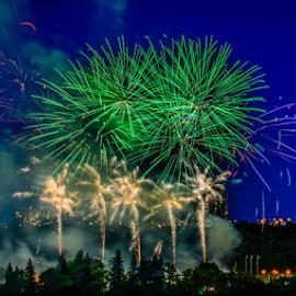 Celebration by Joseph Law - Public Holidays July 4th