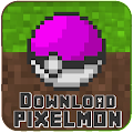 Download Pixelmon MOD for MCPE