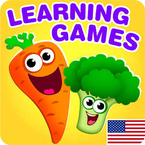 FUNNY FOOD 2 Educational Games for Kids Toddlers Online PC (Windows / MAC)