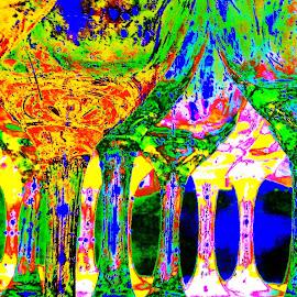 by Martin Stepalavich - Abstract Macro