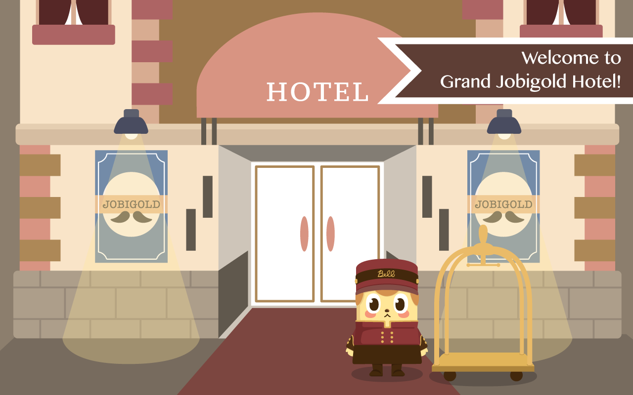 Jobi's Hotel Screenshot 1