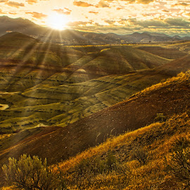 by Jim Jones - Landscapes Mountains & Hills ( mountains, hills, desert, landscape, colorful )