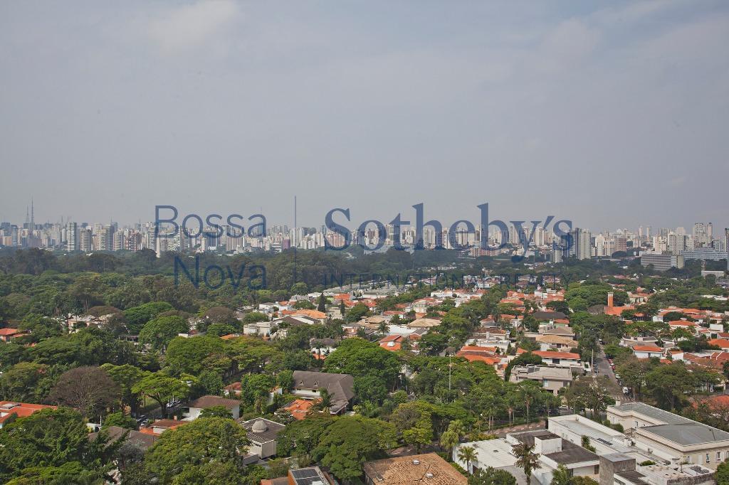 Alto padrão com vista espetacular para Parque Ibirapuera, luxo e requinte