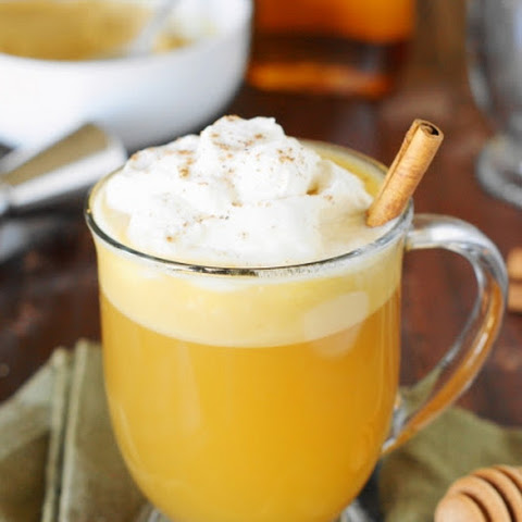 Honey Hot Buttered Rum
