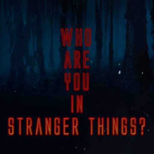 Who are you in Stranger Things? (game)