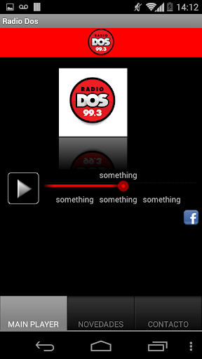 RadioDOS Corrientes 99.3 DOS screenshot 1