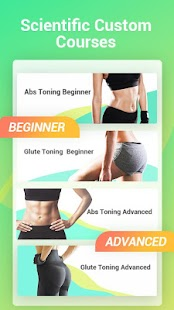 Easy Workout - HIIT Exercises, Abs & Butt Fitness