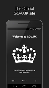 GOV.UK (New) (Unreleased) - screenshot