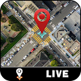 GPS Live Map & Street View – Satellite Navigator