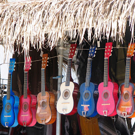 Guitars by Marsha Sices - Artistic Objects Musical Instruments (  )