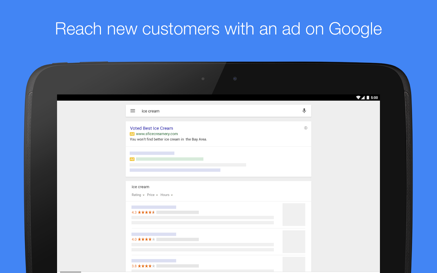 AdWords Express Screenshot 5