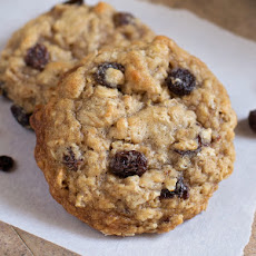Nick Malgieri's Chewy Oatmeal Raisin Cookie Recipes — Dishmaps