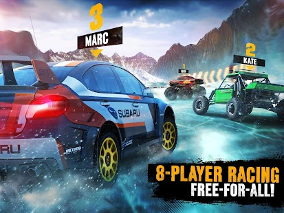 Asphalt Xtreme 1.1.0g (Retail & Unlocked) Apk + Data