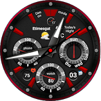 Shield 115 Watch Face For WatchMaker Users on PC (Windows & Mac)