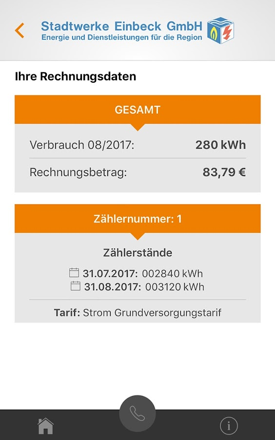 UniGöEnergieApp android apps download