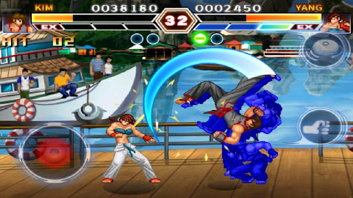 Kung Fu Do Fighting screenshot 5