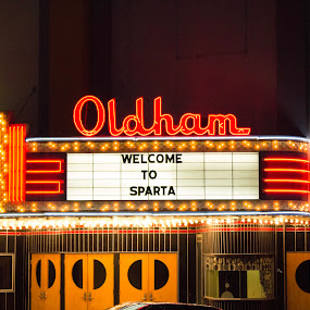 Oldham Theatre Sparta TN by Mandy Cole - Buildings & Architecture Public & Historical